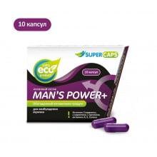 Средство возбуждающее Man's Power plus 10 капсул