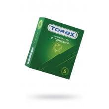 Презервативы с точками Torex, 3 шт