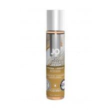 Вкусовой лубрикант Ваниль JO Flavored Vanilla H2O 1oz - 30 мл.